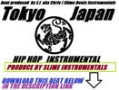 Tokyo Japan Hip Hop Instrumental  Produce by E.t Slime Beats