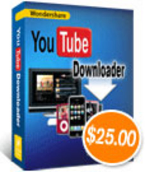 Product picture Youtube downloader