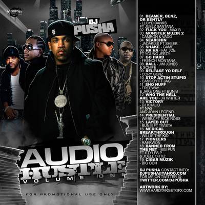 Product picture  MAY 11 2010 ( NEW MIX TAPE FET:  BANKS ,CAM , JADA , JEEZY
